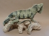 iguana-on-twisted-log