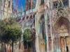The South Portal Rouen